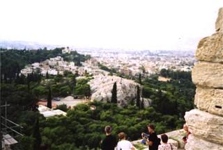 Mars Hill Athens
