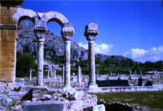 Phillipi Ruins