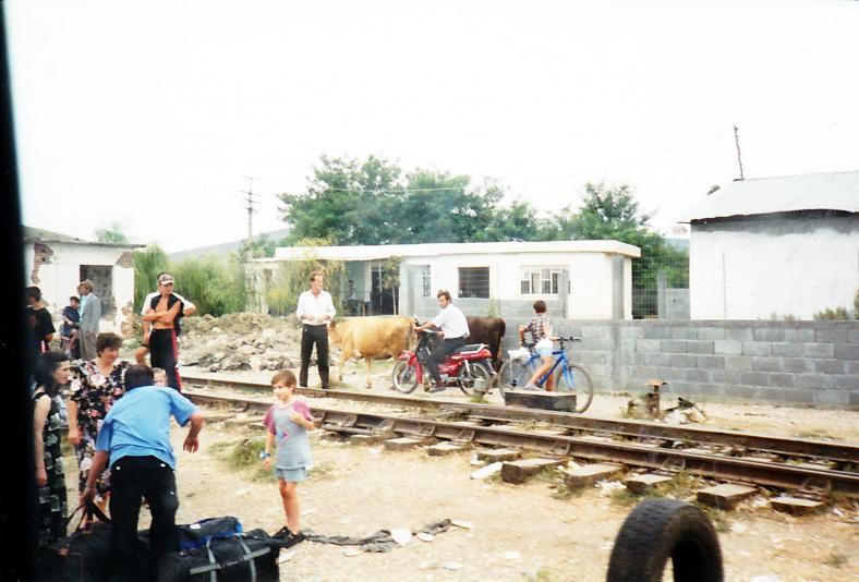 suburbian Railway Station